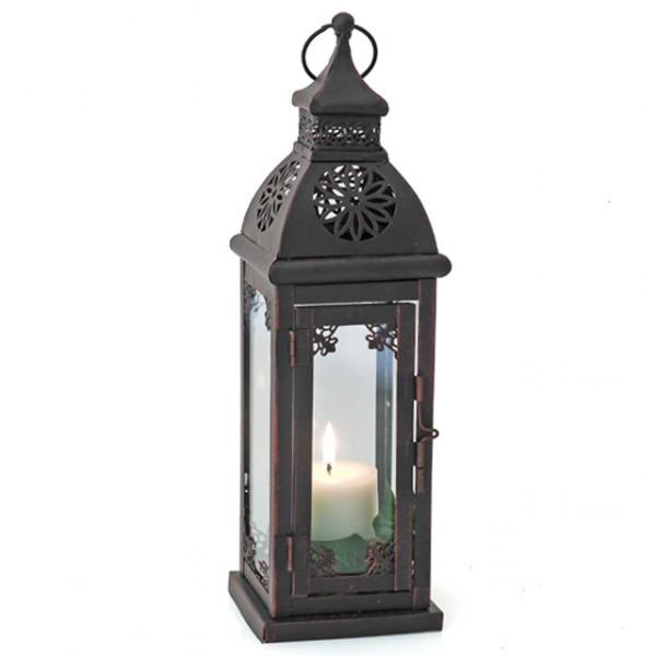 gartenlaterne livorno windlicht dekoration f r kerze. Black Bedroom Furniture Sets. Home Design Ideas