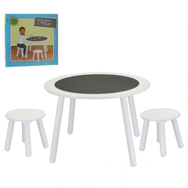 kindermoebel weiss kindertisch maltisch kinderstuehle. Black Bedroom Furniture Sets. Home Design Ideas