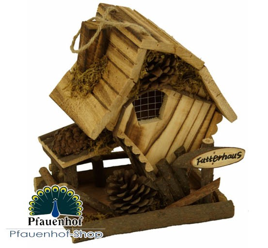 Vogelfutterhaus Welches Holz ~ preview