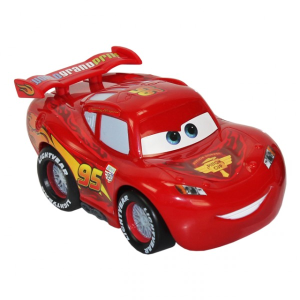 lightning mcqueen cars 2 rc fisher price ferngesteuertes. Black Bedroom Furniture Sets. Home Design Ideas