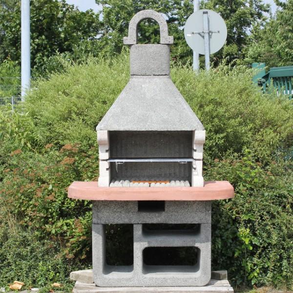 landmann grillkamin stein 210 x 125 x 74 cm 11 formteile