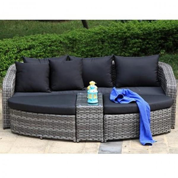 catania sitzlounge lounge rattan sitzecke gartenbank. Black Bedroom Furniture Sets. Home Design Ideas