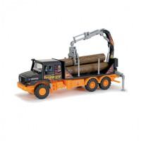 dickie explorer truck lkw 24 cm kipper holz container 1 43. Black Bedroom Furniture Sets. Home Design Ideas