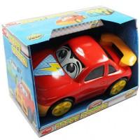 dickie toys 203315230 happy runner sportwagen spielzeug. Black Bedroom Furniture Sets. Home Design Ideas