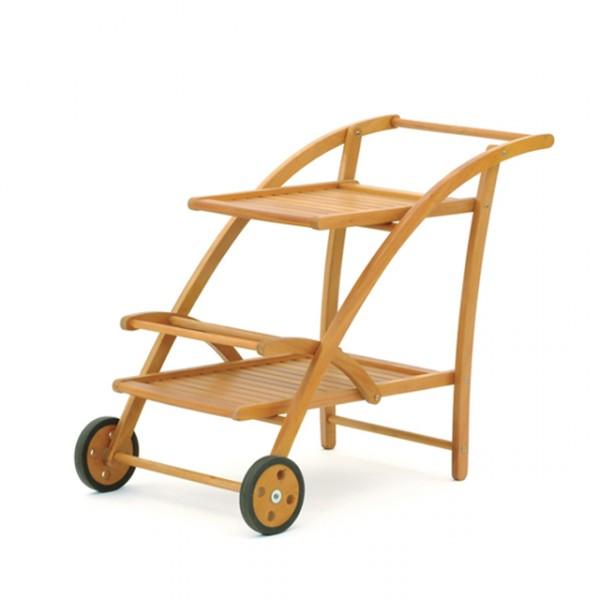belardo servierwagen holz teewagen eukalyptus hartholz haus und garten gartenm bel servierwagen. Black Bedroom Furniture Sets. Home Design Ideas