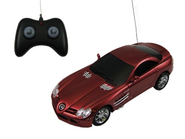 mclaren mercedes slr 1 24 ferngesteuertes auto rot rc. Black Bedroom Furniture Sets. Home Design Ideas