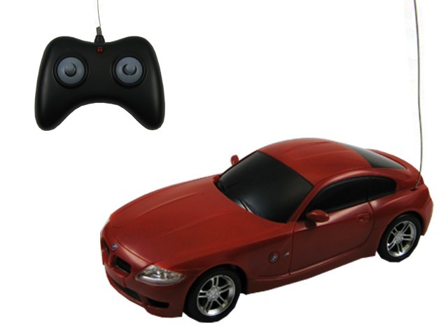 bmw z4 m coupe 1 24 ferngesteuertes auto rot rc modellauto. Black Bedroom Furniture Sets. Home Design Ideas