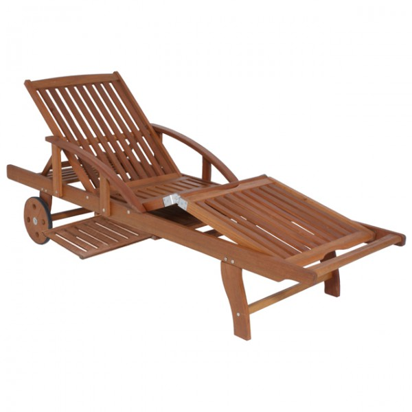 garden pleasure sonnenliege eukalyptus holz sunlounger garten liege holzliege relaxliege haus. Black Bedroom Furniture Sets. Home Design Ideas