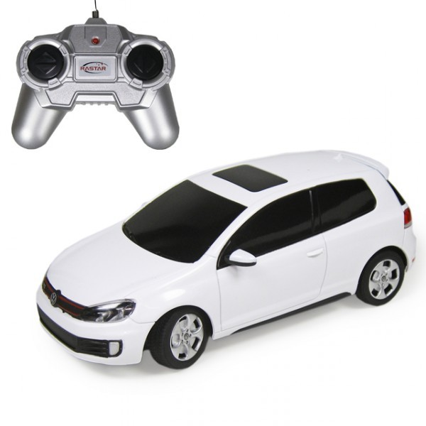 vw golf gti 1 24 weiss ferngesteuertes auto rc auto. Black Bedroom Furniture Sets. Home Design Ideas