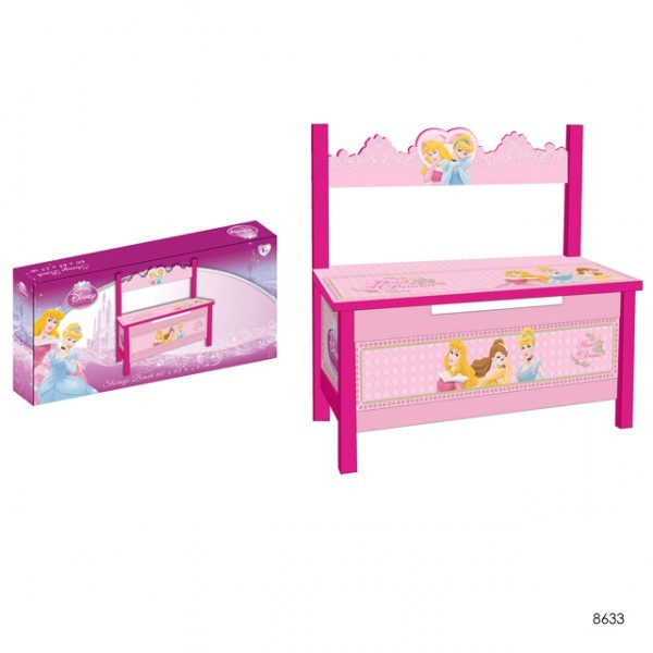 kinder sitzbank disney princess kinderbank bank kinder m bel wohnen und lifestyle kinderzimmer. Black Bedroom Furniture Sets. Home Design Ideas