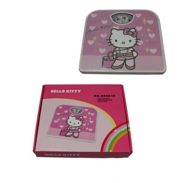 Hello kitty badezimmer zubehör ~ Hello Kitty Personenwaage mechanisch ...