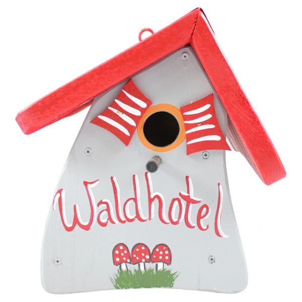 original vogelvilla waldhotel nistmini spezial grau. Black Bedroom Furniture Sets. Home Design Ideas