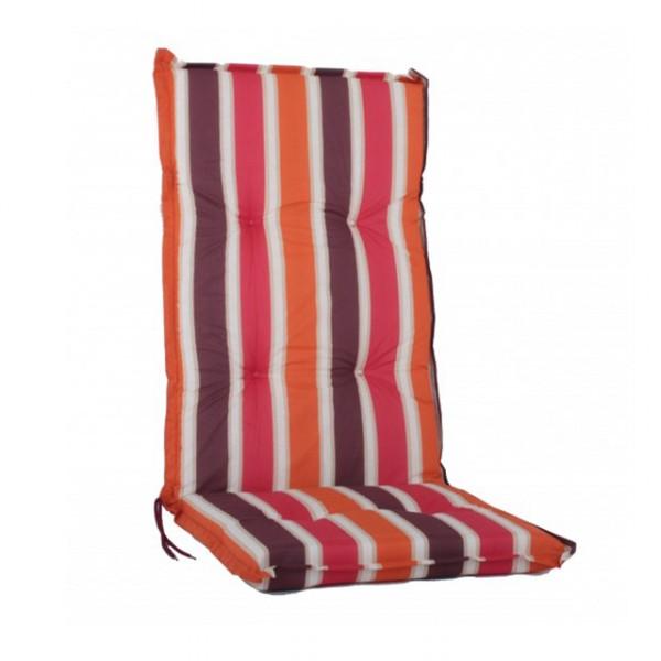 Zurbruggen Gartenmobel Prospekt : HochlehnerAuflage BRISTOL Kissen Polster Stuhlauflage Sitzkissen