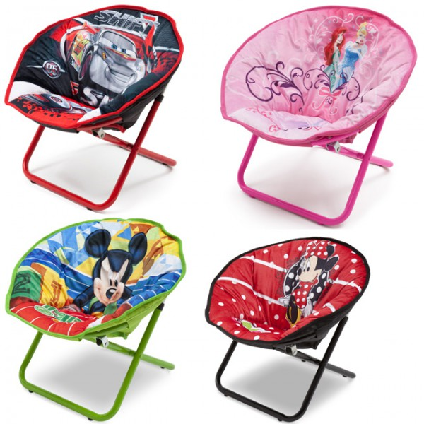 disney kinderstuhl kinderhocker hocker klappbar cars princess minnie mickey camping baby und. Black Bedroom Furniture Sets. Home Design Ideas