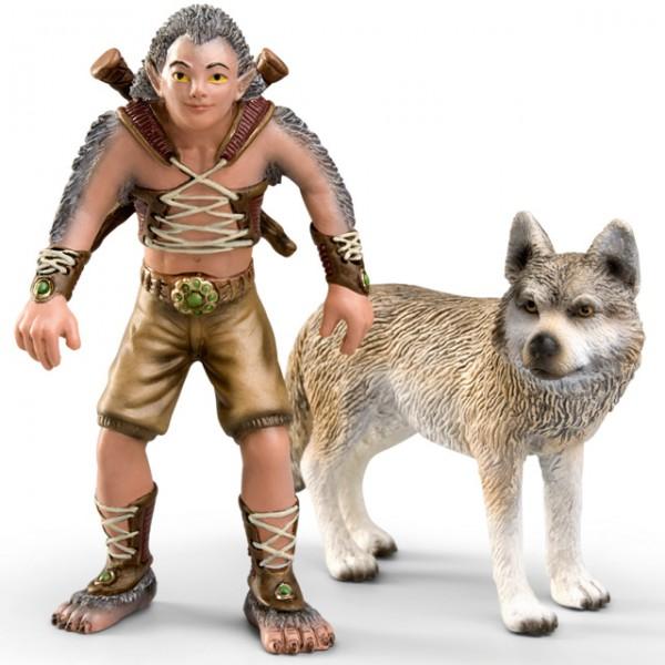 Schleich 70431 gregis spielfigur figur sammeln bayala wolf for Badezimmer 94 spiel