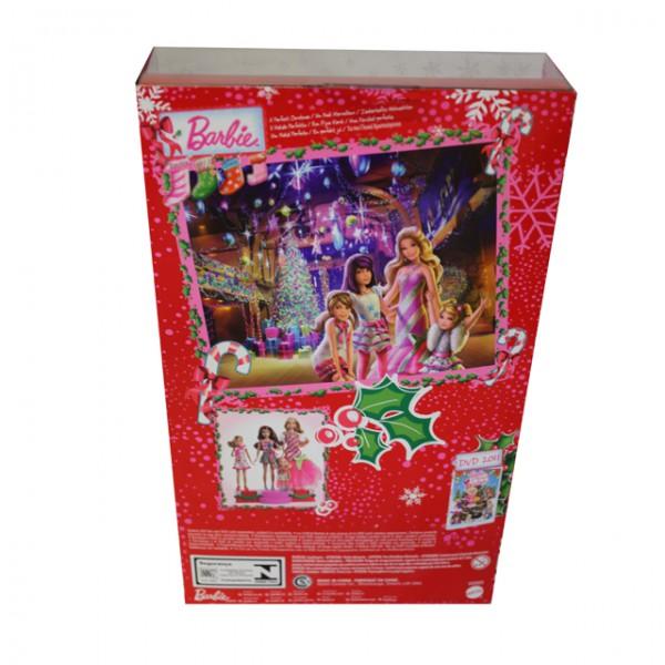 Mattel v6985 barbie zauberhafte weihnachten barbiepuppe for Badezimmer 94 spiel