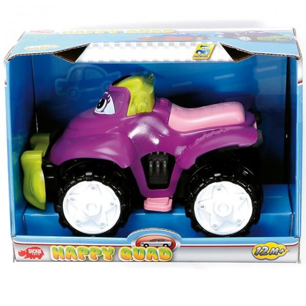 Dickie happy quad spielzeug fahrzeug baby ab jahr jungs