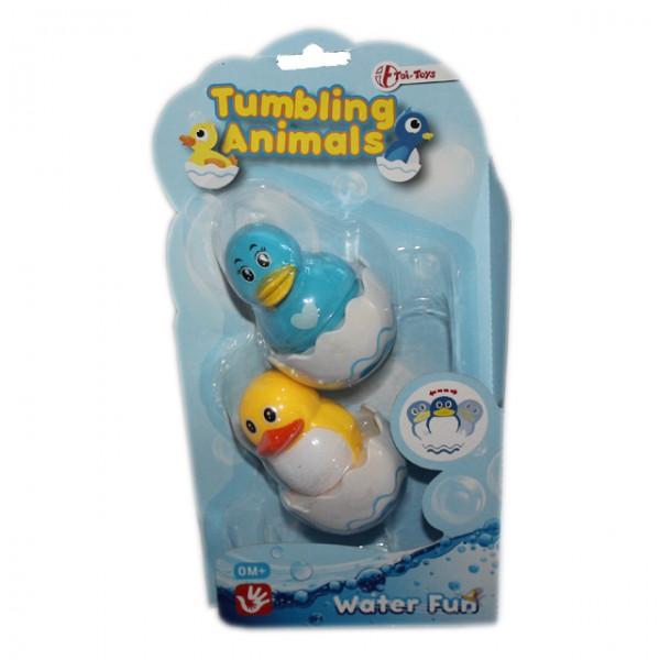 Badewannen spielzeug baby schwimmen wackel ente pinguin