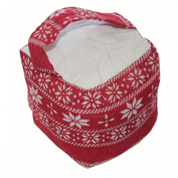 t rstopper stoff eiskristall winter steine t rsack beschwert t rhalter t rpuffer ebay. Black Bedroom Furniture Sets. Home Design Ideas