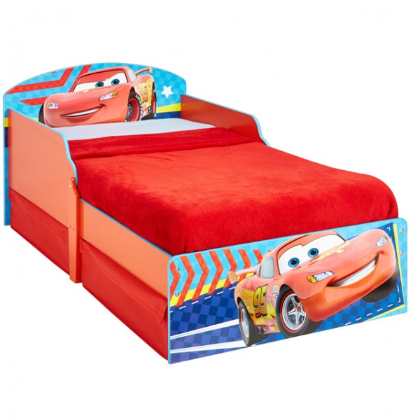 disney cars lightning mcqueen kinderbett bett kinderzimmer. Black Bedroom Furniture Sets. Home Design Ideas