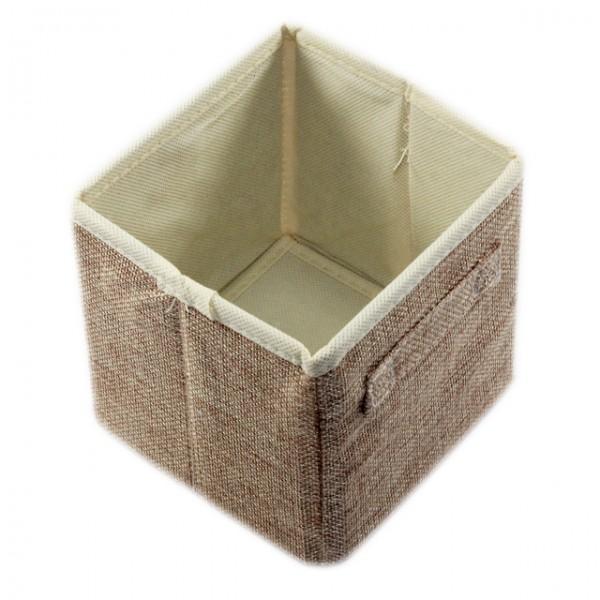 Aufbewahrungsbox KLEIN 12x12x13 Badezimmer Korb Kiste Box Badezimmer  Wohnzimmer U2013 Bild 5