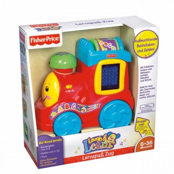 Mattel w fisher price lernspaß zug spielzeug
