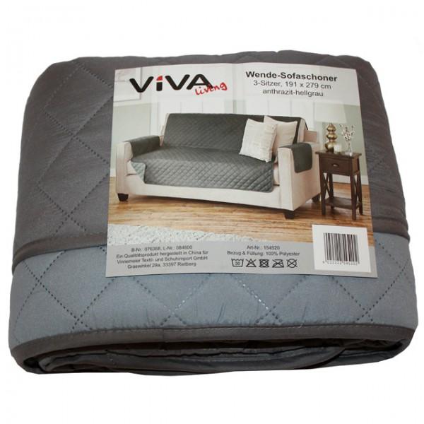 wende sofaschoner 3 sitzer 191x279cm sofa berwurf. Black Bedroom Furniture Sets. Home Design Ideas