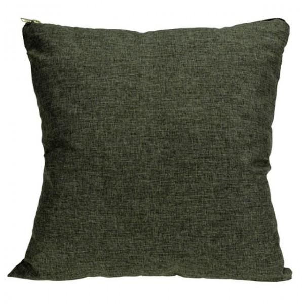 kissen 45x45cm 4 fach sortiert grau gelb braun schwarz meliert deko kopfkissen ebay. Black Bedroom Furniture Sets. Home Design Ideas