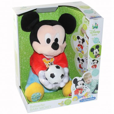 Clementoni 69961 Disney Mickey Mouse Ballwerfer Maus Baby Spielzeug Kind 9 M+