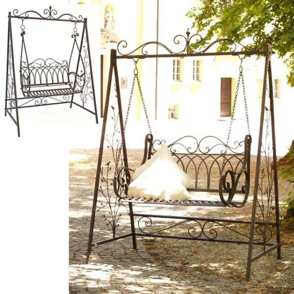 xxl garten schaukel avis hollywoodschaukel gartenschaukel. Black Bedroom Furniture Sets. Home Design Ideas