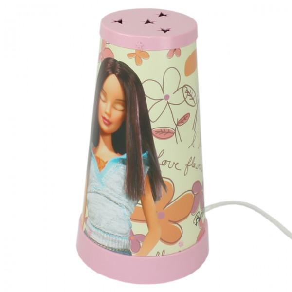 mattel barbie kinderlampe a magische tischlampe nachtlicht nachttischlampe lampe kinderzimmer. Black Bedroom Furniture Sets. Home Design Ideas