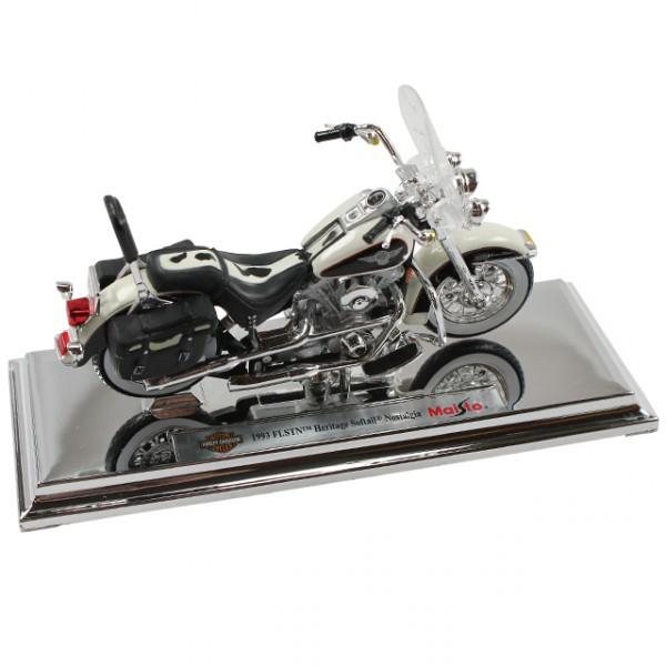 Maisto harley davidson miniatur modell motorrad