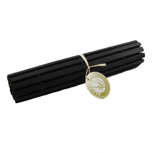 platzset bambus braun creme schwarz platzmatten set esstisch k che platzdeckchen ebay. Black Bedroom Furniture Sets. Home Design Ideas