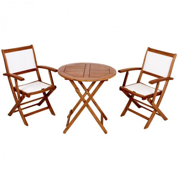 3tlg sitzgruppe panama balkonm bel gartenm bel klappbar. Black Bedroom Furniture Sets. Home Design Ideas