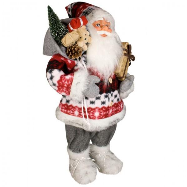 Weihnachtsmann dekoration figur bestseller shop mit top for Top deko shop
