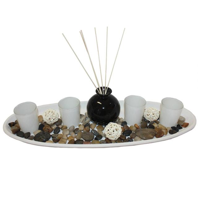 teelichthalter set tischdeko teelichtglas dekoration. Black Bedroom Furniture Sets. Home Design Ideas